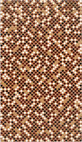 Декор 23х40 бежевий Novita Д 25 021