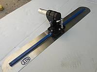 Стальная гладилкадля бетона с поворотным механизмом (лезвие + механизм) (финишная)