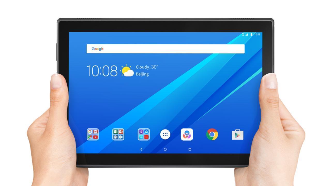 """Планшет Lenovo TAB4 Wi-Fi (ZA2J0059UA) 10.1"""", IPS"""