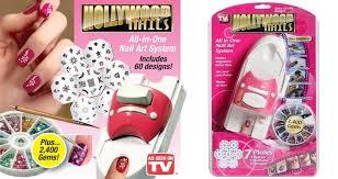 Набір для розпису нігтів Hollywood Nails