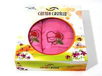 Подарочные полотенца, Cotton Castillo 2-ка (л+б) 1