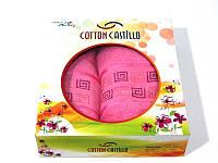 Набор полотенец, Cotton Castillo 2-ка (л+б) 3