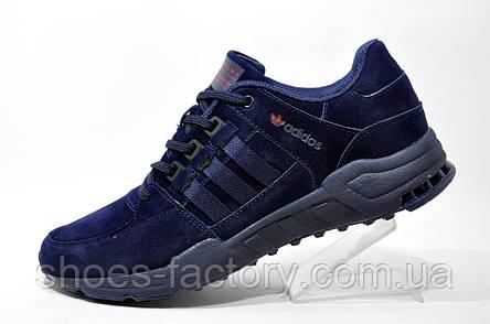 Мужские кроссовки в стиле Adidas Equipment Torsion, Dark Blue, фото 2