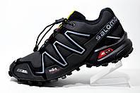 Зимние кроссовки Salomon Speedcross 3, на меху