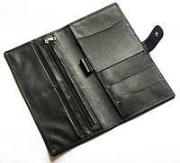 Дорожное портмоне для документов и билетов Air ORGANIZE C021 черный