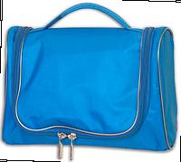 Дорожный органайзер для косметики премиум качества ORGANIZE C025 голубой