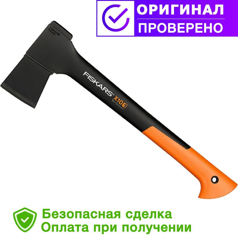 Плотницкий топор Fiskars х10 S