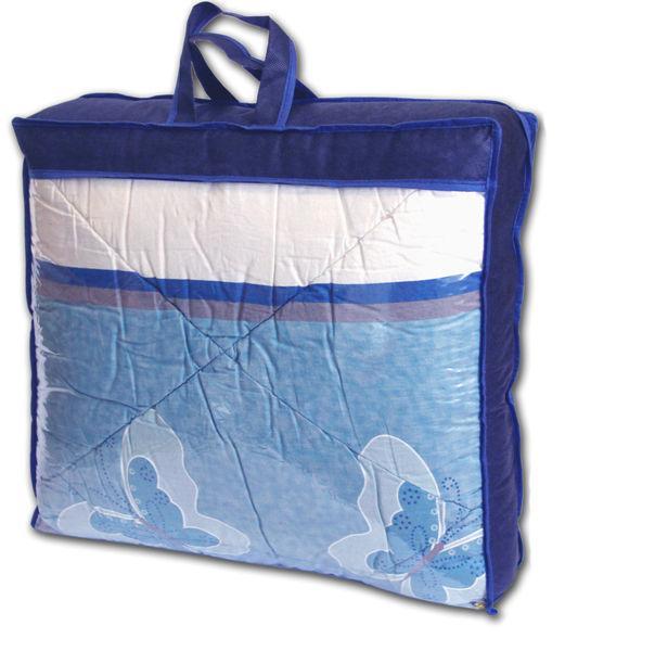 Сумка для хранения вещей\сумка для одеяла XS ORGANIZE HS-XS синий