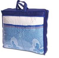 Сумка для хранения вещей\сумка для одеяла XS ORGANIZE HS-XS синий, фото 1