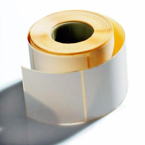 термоэтикетки 58х60 эко без печати