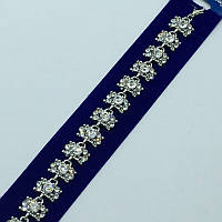 Браслет с кристаллами Код Б-23209