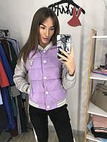 Женская спортивная куртка Бомбер (разные цвета)