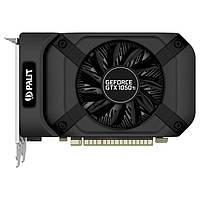 Видеокарта GeForce GTX1050Ti 4Gb DDR5 (128bit) Palit StormX (NE5105T018G1-1070F).
