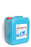 Тосол NordWay -40 9кг Охлаждающая жидкость
