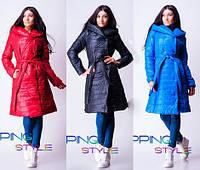 Женское демисезонное пальто №K25 (р.S-L)