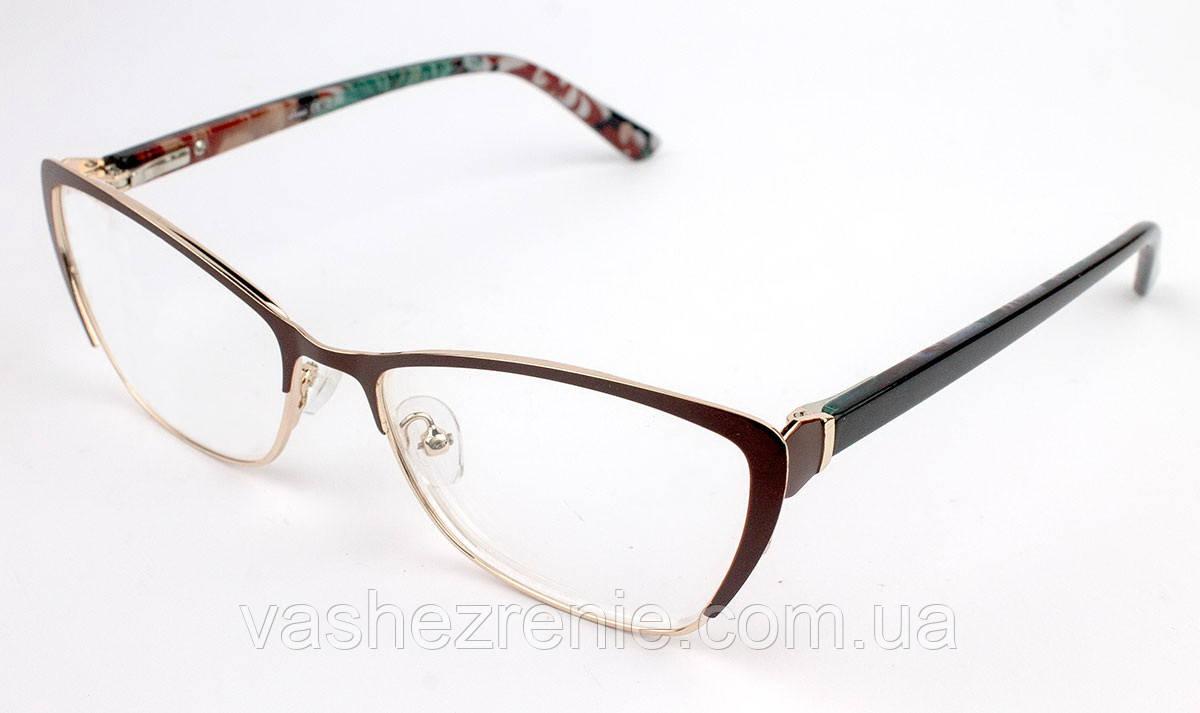 Очки женские для зрения +/- Код:263