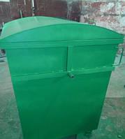 Евроконтейнер для сбора мусора