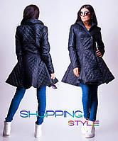Женское демисезонное пальто №K23 (р.42-46)