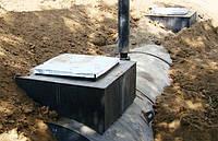 Подземный топливный модуль, цилиндрический резервуар на 5 000 литров (Мини АЗС)