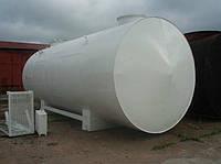 Подземный топливный модуль, цилиндрический резервуар на 20 000 литров (Мини АЗС)