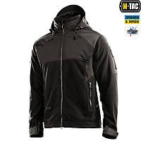 Куртка M-Tac Norman Windblock Fleece Black, фото 1