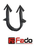 Скоба якорная для теплого пола FADO Италия 100 шт. SJ01