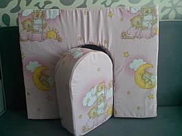 Подушка для кормления двойни