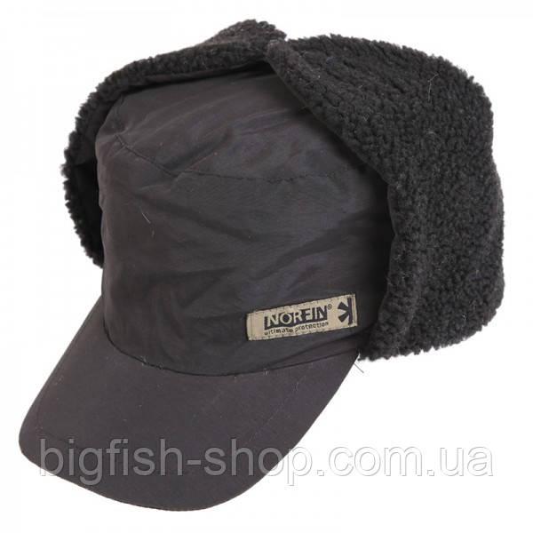 Шапка ушанка Norfin Inari Black (XL)