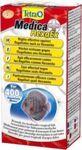 Средство Tetra Medica HexaEx от гексамитоза рыб, 20 мл - Интернет-зоомагазин Royal Zoo в Харькове
