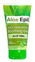 Гель после депиляции Aloe Epil Алоэ Вера Успокаивающий - 150 мл.