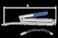 Шприц-нагнетатель консист. смазки метрич. 500мл