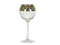 Набор бокалов для вина  Греческий узор 01-1688 6 шт