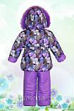 Детский зимний комбинезон + куртка, фото 2