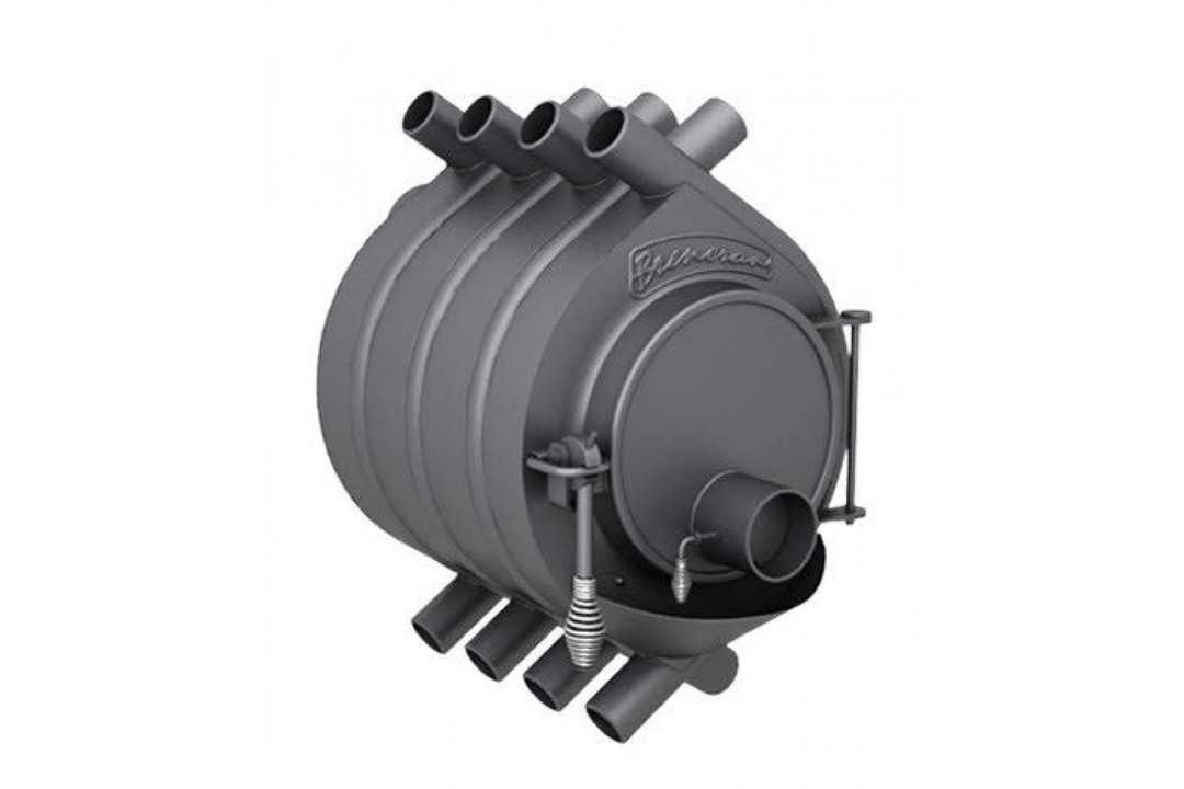 Канадская отопительная печь булерьян Тип-04 - 1000м3
