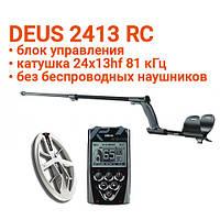 Металлоискатель XP Deus 24x13HF RC