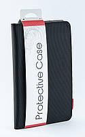 "Футляр для планшета Lagoda Clip stand  9-10"" черный полиестр"