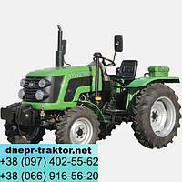 Трактор DW 244 X, ГУР (24 л.с., 3 цил., 4х4)