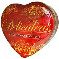 """Чай черный Sun Gardens """"Delica Teas"""" 80п."""