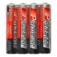 Батарейка солевая R03 / AAA 1,5 В Ракета, фото 1