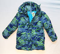 Зимняя куртка Babykroha для мальчика  116р