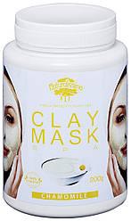 Глиняная маска с ромашкой, 200г