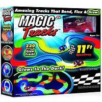 Гибкая гоночная трасса Magic Tracks 220 дет.