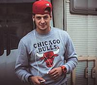 """Свитшот """"Chicago bulls"""", фото 1"""