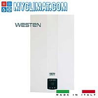 Настенный газовый котел Westen Pulsar D 240 i (дым)