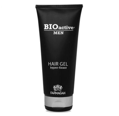 BIOACTIVE MEN HAIR GEL Гель для волос сильной фиксации, 200 мл
