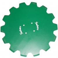 543300/10 Дисковый нож зубчатый плуга ArcoAgro SUKOV (оригінал)