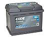 Аккумулятор автомобильный Exide Premium 64 А/ч 640A EA640 (242x175x190)