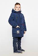 Зимняя куртка парка на мальчика Чарли размеры 146, 152, 158, фото 1