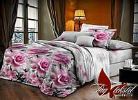 Комплект постельного белья XHY771 семейный (TAG polycotton-329/с)