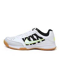 Кроссовки для тенниса мужские Nike 525 766-100 Court Shuttle 525766 100 найк